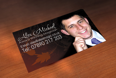 Contact Alex Michael Magician Nottingham