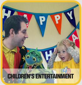 Magician Nottingham | Childrens Entertainer | Wedding Magician