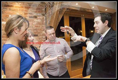 Magician Leicestershire