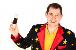 Primary School Magician Nottingham