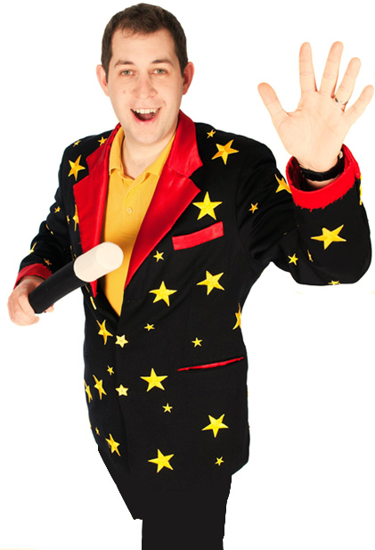 Childrens Entertainer Nottingham, Kids Magician Nottingham